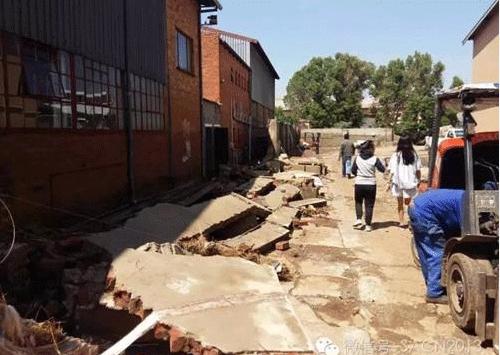 华人手机版伟德bv客户端BETVLCTOR伟德官网下载厂因遭洪水损失惨重