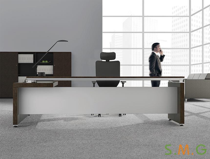 全板式老板桌3