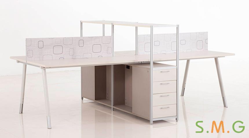 盛形桌上屛办公桌2