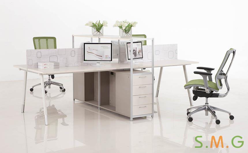 盛形桌上屛办公桌