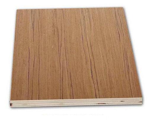 多层板贴面装饰板