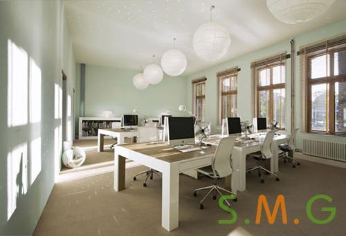 办公家具风格要与公司形象一致