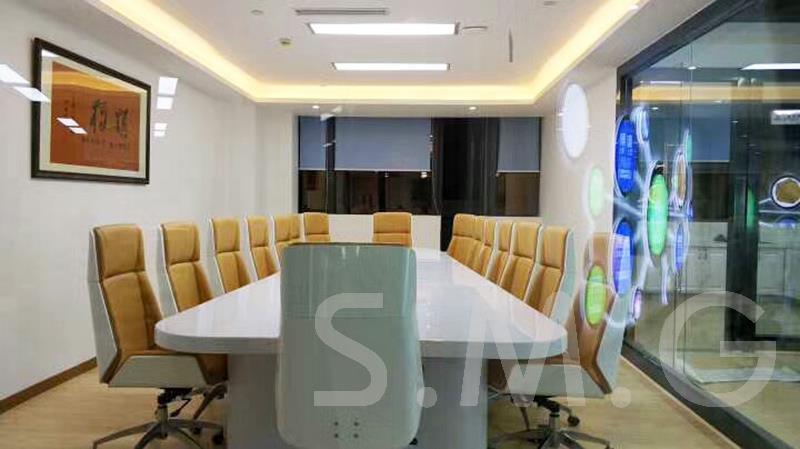 科技会议桌椅
