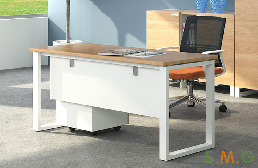 挡板员工桌2