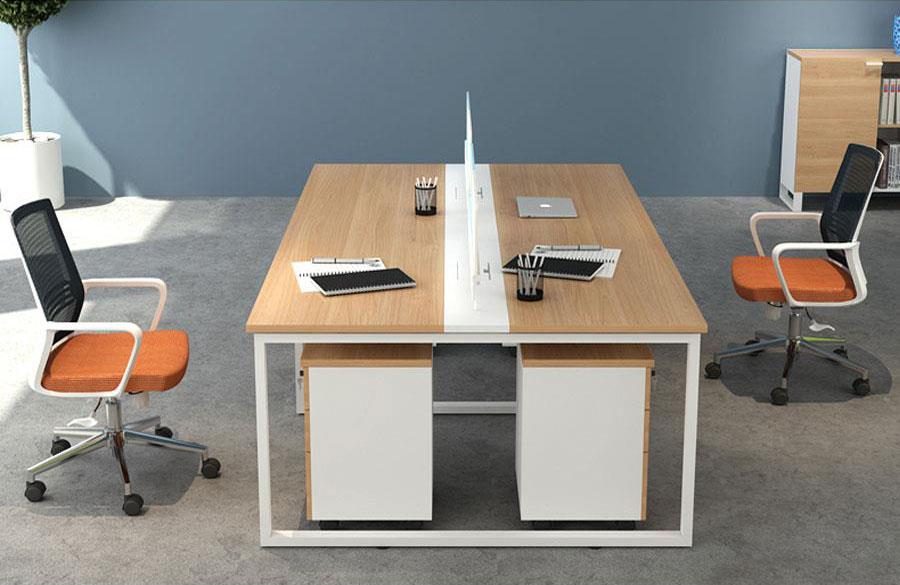 口子框员工办公桌3