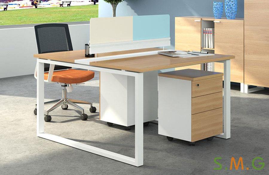 口子框员工办公桌2