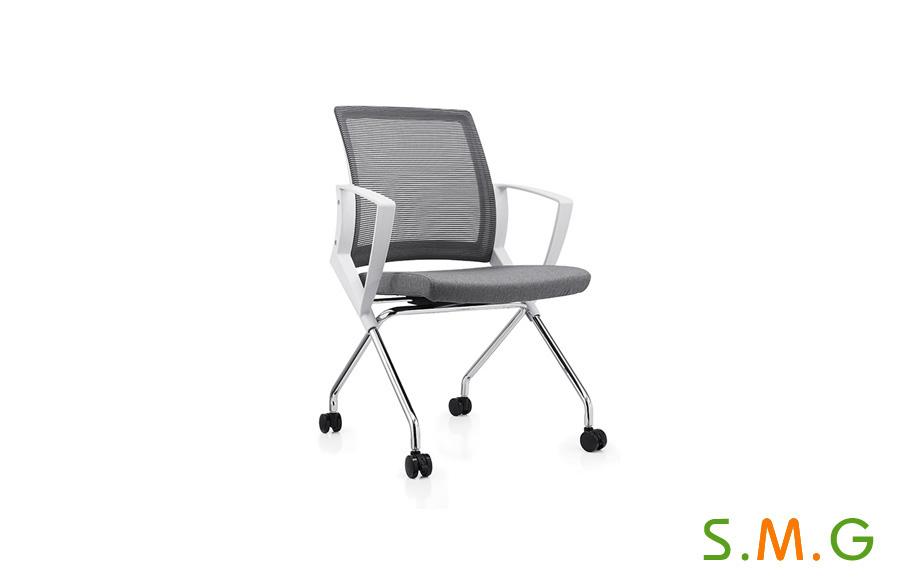 折叠网椅|培训椅