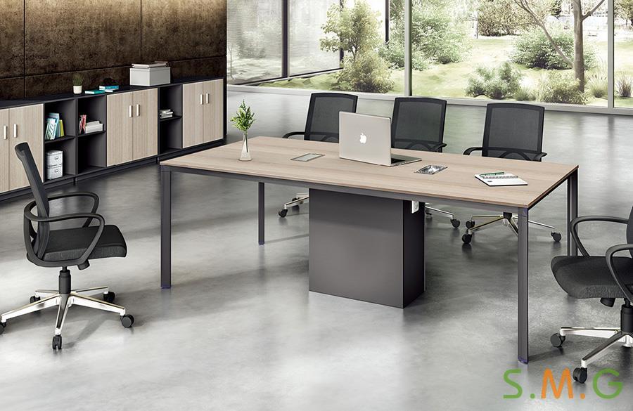 门字框会议桌