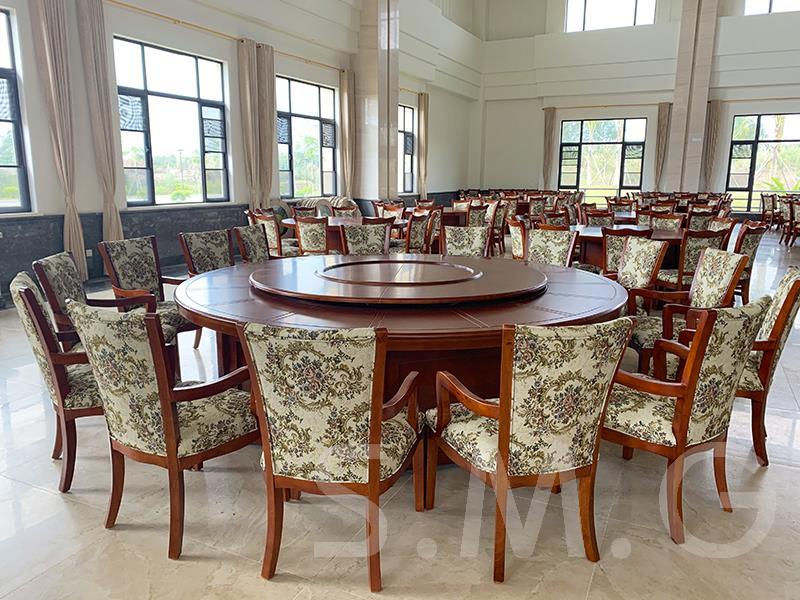 海南部队餐厅餐桌椅